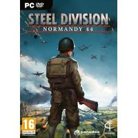 Paradox game: Steel Division: Normandy 44  PC