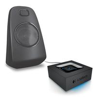 Logitech digital audio streamer: Bluetooth Audio Adapter - Zwart