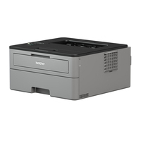 Brother Mono, Laser, Duplex, 30ppm, 2 Sided Printing, WLAN, LCD, AIR Print Laserprinter - Grijs