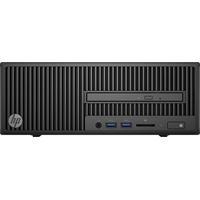 HP pc: 200 280 G2 SFF i3 128GB  - Zwart