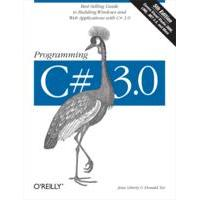 O'Reilly product: Programming C# 3.0 - EPUB formaat