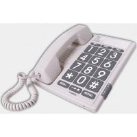 Fysic FX-3100 Dect telefoon - Wit