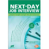JIST Publishing Next-Day Job Interview - eBook (EPUB) algemene utilitie