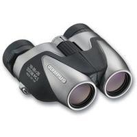 Olympus verrrekijker: 10-30x25 Zoom PC I - Zwart, Zilver