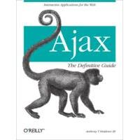 O'Reilly product: Ajax: The Definitive Guide - EPUB formaat