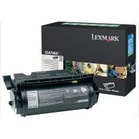 Lexmark cartridge: T632, T634 Extra High Yield Return Program Print Cartridge (32K) - Zwart