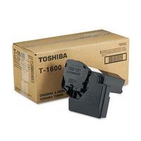 Toshiba cartridge: T-1600E - Zwart