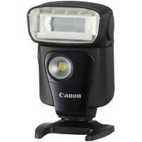 Canon camera flitser: Speedlite 320EX - Zwart