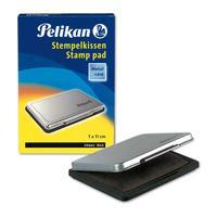 Pelikan stempel inkt: stamp 2 pad black - Zwart, Grijs