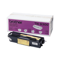Brother cartridge: TN6300 - Zwart