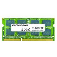 2-Power RAM-geheugen: 4GB MultiSpeed SoDiMM - Groen