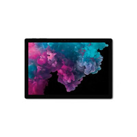 Microsoft Surface Pro 6 tablet - Zwart, Grijs