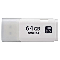 Toshiba USB flash drive: TransMemory 64GB - Wit