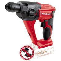 Einhell TE-HD 18 Li - Solo roterende hamer - Zwart, Rood