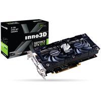 Inno3D videokaart: GeForce GTX 1070 X2 V3, 8 GB GDDR5, 256-bit, 1920 CUDA, 1506/1683 MHz, 2x DL DVI-D, HDMI 2.0b. DP .....