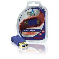 HQ kabel adapter: SC-115 - Blauw