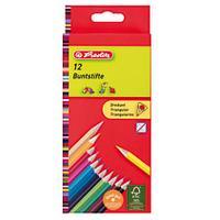 Herlitz potlood: 10412021 - Multi kleuren