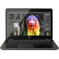 HP laptop: ZBook 14 G2 - Intel Core i7 - 256GB SSD - Zwart
