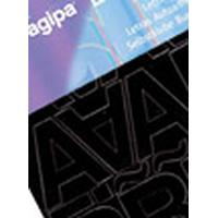 Agipa sticker: 122031 - Zwart