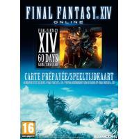 Final Fantasy XIV A Realm Reborn Prepaid Card