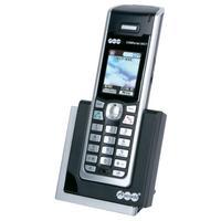 Auerswald dect telefoon: 900C - Zwart, Zilver
