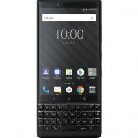 BlackBerry KEY2 64GB QWERTY smartphone - Zwart