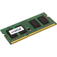 Crucial RAM-geheugen: 2GB DDR3, Unbuffered, NON-ECC, CL11, 1.35V