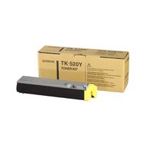 KYOCERA cartridge: TK-520Y - Geel