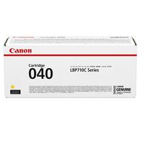 Canon toner: 040 - Geel