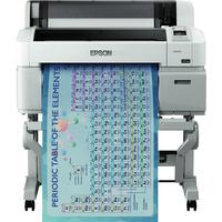Epson grootformaat printer: SureColor SC-T3200 - Cyaan, Magenta, Mat Zwart, Foto cyaan, Geel