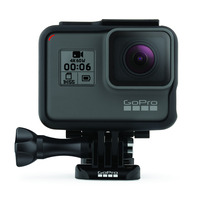GoPro actiesport camera: HERO6 Black - Zwart
