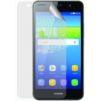 Azuri screen protector: Duo screen protector voor Huawei Y6, Ultra Clear - Transparant