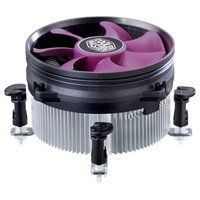 Cooler Master Hardware koeling: X Dream i117 - Aluminium, Violet