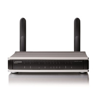 Lancom Systems wireless router: 1781VAW - Zwart