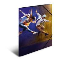 HERMA map: Elasticated folder A3 cardboard dance - Multi kleuren