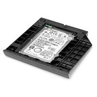 HP brander: 2013 Upgrade Bay DVD - Carrier and Drive - Zwart, Grijs