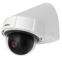 Axis beveiligingscamera: P5414-E - Wit