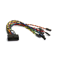 Supermicro Front Panel Switch Cable - Zilver