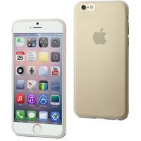 Muvit mobile phone case: Transparent Thingel Case For Iphone 6 Plus - Transparant