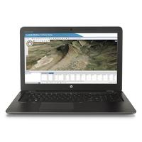 HP laptop: ZBook 15u G3 - Intel Core i7 - 256GB SSD - Zwart
