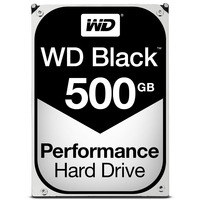 Western Digital interne harde schijf: Black