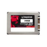 Kingston Technology SSD: SSDNow KC380 240GB - Grijs