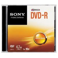 DVD-R 16X SLIM CASE