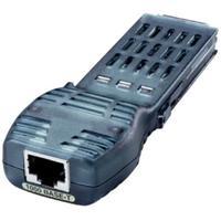 Cisco Gigabit Interface Converter 1000BASE-T copper GBIC, Ref media converter - Zwart
