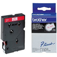 Brother labelprinter tape: Labeltape 12mm