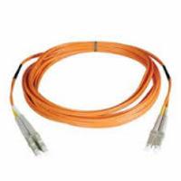 PeakOptical fiber optic kabel: LC-SC, 50/125 µm, OM4