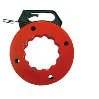 LogiLink kabelbinder: WZ0006, 15m - Rood