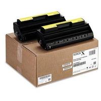 Xerox cartridge: Fax Centre FC110 Twin Pack printpatron - Zwart