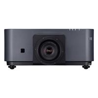 NEC beamer: PX602WL - Zwart