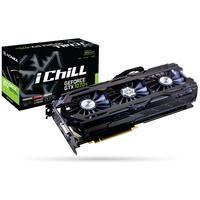 Inno3D videokaart: GeForce GTX 1070 Ti X4, 2432 CUDA, 1607/1683 MHz, 8 GB GDDR5, 256-bit, DL DVI-D, HMI 2.0b, 3x DP .....